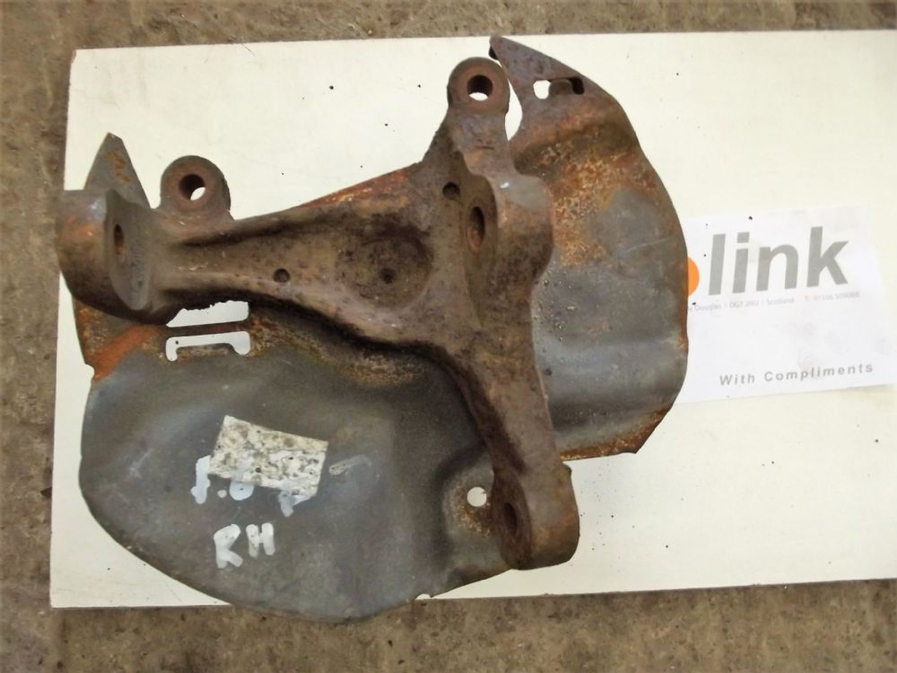 Hub & upright, front, right hand, Mazda MX-5 mk1 1.6, r/h, USED